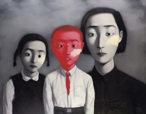 En Chine, l'étranger est souvent un analphabète (wén máng 文盲) dans De l'amour entre un homme occidental et une femme chinoise family-300x234