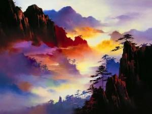 kenhongleungpaintings1-300x225 dans Le soft power chinois dans le cœur d'une chinoise