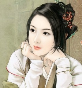 illustration_painting_artwork_of_chinese_beauty_in_ancient_costume_bi41234-280x300