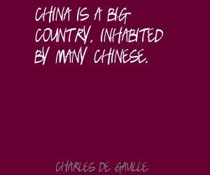 De Gaulle quote
