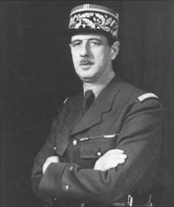 Is General de Gaulle a Chinese hero ? (Jié 杰) dans Le Général de Gaulle et la Chine de-gaulle-252x300